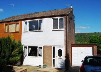 Thumbnail 3 bed semi-detached house to rent in Lindon Park Road, Haslingden, Rossendale