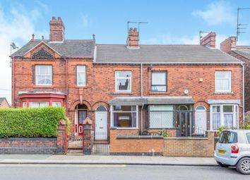 Thumbnail 2 bedroom terraced house for sale in London Road, Chesterton, Newcastle, Staffordshire