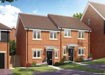 Thumbnail 2 bed semi-detached house to rent in Waynflete Road, Headington, Oxford