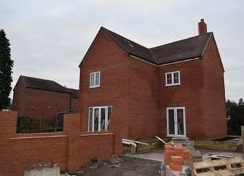 Thumbnail 4 bed detached house for sale in Mill Lane, Wellington, Telford, Shropshire