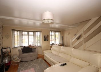 Thumbnail 3 bed terraced house to rent in Station Road, Benfleet