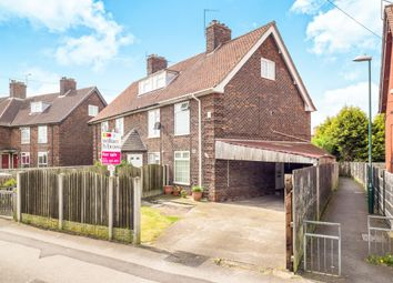 Thumbnail 3 bed end terrace house for sale in Brooklyn Road, Bulwell, Nottingham