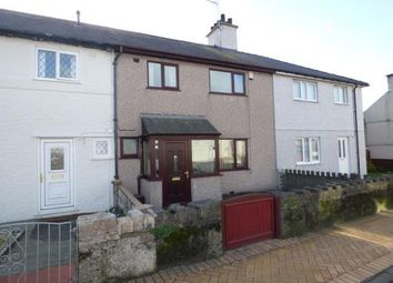 Thumbnail 3 bed terraced house for sale in Tai Dinas, Llangefni, Anglesey, North Wales