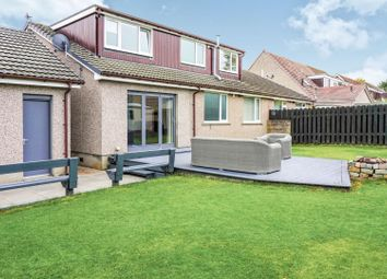 Thumbnail 4 bedroom semi-detached house for sale in Lawsondale Drive, Westhill