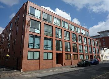 Thumbnail 1 bedroom flat for sale in Octahedron, 50 - 52 George Street, Birmingham