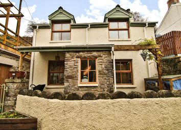 Thumbnail 3 bed detached house for sale in Rhonas Road, Clydach North, Abergavenny