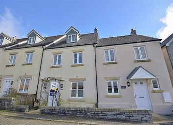 Thumbnail 4 bed terraced house for sale in Weeks Rise, Camelford, Cornwall
