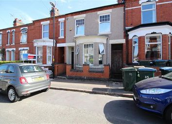 Thumbnail 4 bed terraced house for sale in Kensington Road, Earlsdon, Coventry