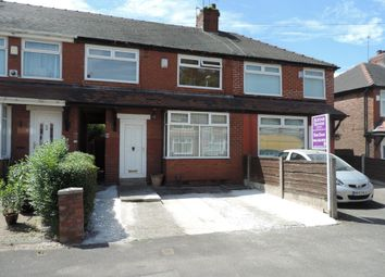 Thumbnail 3 bed town house for sale in Kingston Avenue, Chadderton, Oldham