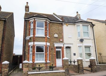 Thumbnail 3 bed semi-detached house for sale in Tothill Street, Ramsgate
