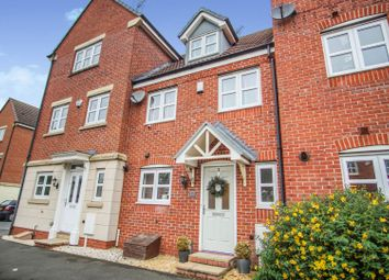 Thumbnail 4 bed town house for sale in John Earl Road, Barrow Upon Soar, Loughborough