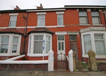 Thumbnail 3 bed terraced house for sale in Elm Street, Fleetwood
