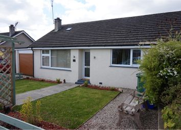 Thumbnail 3 bed semi-detached bungalow for sale in Greengate, Kendal