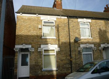 Thumbnail 2 bedroom terraced house for sale in Pitt Street, Hull