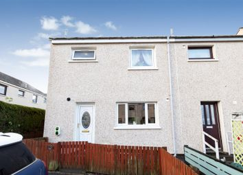 Thumbnail 3 bed property for sale in Threewells Drive, Forfar