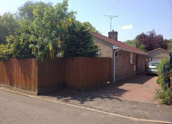 Thumbnail 3 bed detached bungalow to rent in Hillside Crescent, Weldon, Corby, Northamptonshire