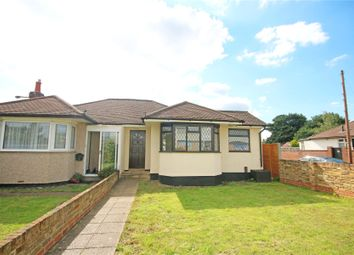 Thumbnail 2 bed semi-detached bungalow for sale in Chertsey, Surrey
