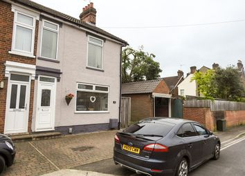 Thumbnail 3 bed semi-detached house for sale in Alston Road, Ipswich, Suffolk