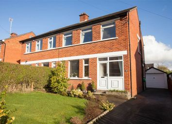 Thumbnail 3 bed semi-detached house for sale in 8, Hillside Park, Belfast