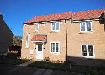 Thumbnail 2 bed semi-detached house to rent in Glen Road, Loughborough