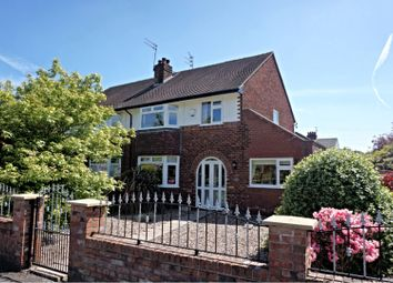 4 bed semi-detached house for sale in Albert Road, Cheadle Hulme SK8