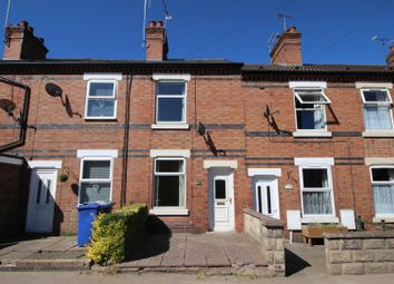 Thumbnail 3 bed terraced house for sale in Shobnall Road, Burton-On-Trent
