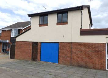 Thumbnail 2 bedroom flat to rent in Siskin Close, Bradwell, Great Yarmouth