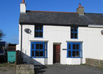 Thumbnail 4 bedroom end terrace house for sale in Poplars, Dinas Cross, Newport