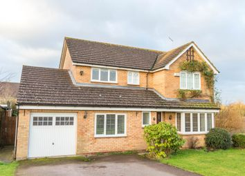 Thumbnail 4 bedroom detached house to rent in Hidcote Close, Wellingborough