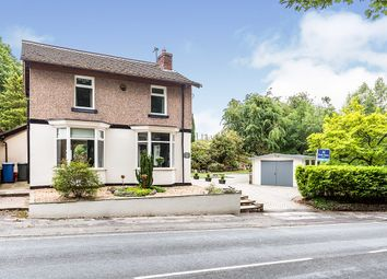 Thumbnail 4 bed detached house for sale in Wigan Road, Euxton, Chorley, Lancashire