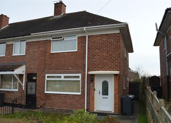 Thumbnail 3 bed end terrace house to rent in Honiley Road, Stechford, Birmingham