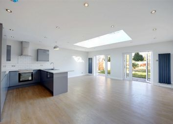 Thumbnail 4 bed detached bungalow to rent in Heathview Road, Grays, Essex