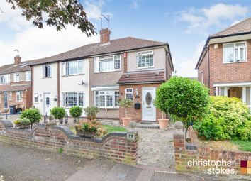 Thumbnail 3 bed semi-detached house for sale in Penton Drive, Cheshunt, Cheshunt, Hertfordshire