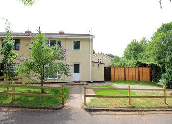 Thumbnail 3 bed semi-detached house for sale in Edison Ridge, Newport