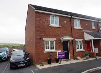 Thumbnail 2 bed end terrace house for sale in Heol Waunhir, Kidwelly