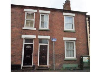 Thumbnail 3 bed terraced house for sale in Marston Road, Stafford