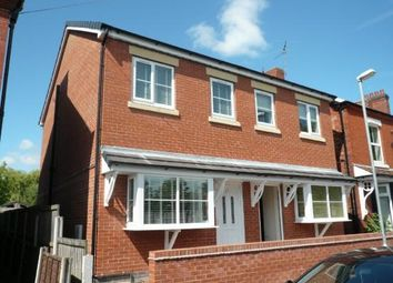 Thumbnail 3 bed property to rent in School Road, Winsford