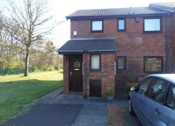 Thumbnail 1 bed flat for sale in Stuart Court, Newcastle Upon Tyne