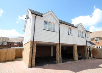 Thumbnail 2 bed property for sale in Chancel Drive, Rochester