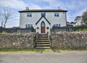 Thumbnail 4 bed detached house for sale in ., Flemingston, Barry