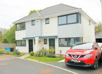 Thumbnail 3 bed semi-detached house for sale in The Cuttings, Poole
