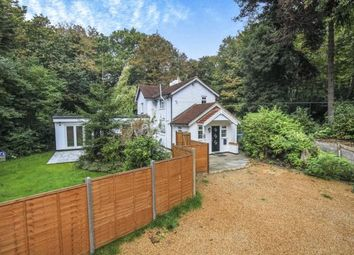 Thumbnail 3 bedroom property for sale in Burwood Park, Cobham, Surrey