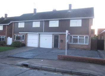 Thumbnail 3 bed semi-detached house to rent in The Paddocks, Ingatestone