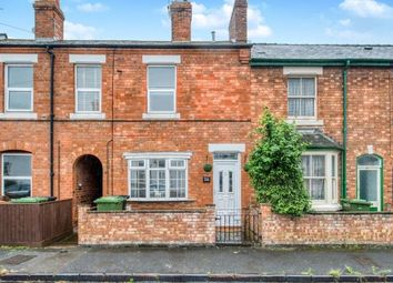 3 bed terraced house for sale in West Street, Evesham, Worcestershire WR11