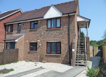 Thumbnail 1 bed maisonette to rent in Mosse Gardens, Fishbourne