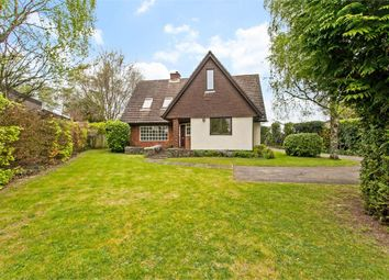 Thumbnail 5 bed detached house to rent in Downs Road, South Wonston, Winchester, Hampshire