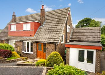 Thumbnail 3 bed semi-detached bungalow for sale in Briar Court, Holmfirth