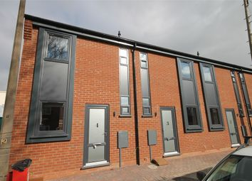 Thumbnail 2 bed end terrace house to rent in Bargate Lodge, Bargate, Lincoln, Lincolnshire.