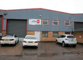 Thumbnail Warehouse for sale in Lichfield Road Industrial Estate, Tamworth