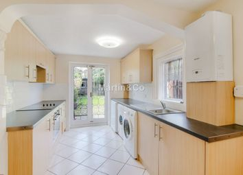 Thumbnail 3 bed terraced house to rent in Reverdy Road, London